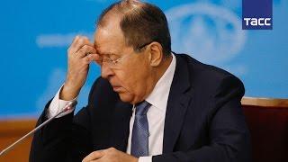 Лавров  логика ЕС в отношениях с РФ остается порочной и недальновидной