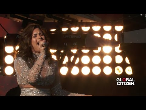 Demi Lovato | Live at Global Citizen Festival 2016