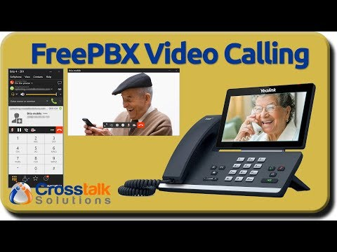Repeat FreePBX Video Calling by Crosstalk Solutions - You2Repeat