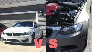Mexico meet: ess supercharged bmw m3 vs. tuned bmw m4 (episode 2)
