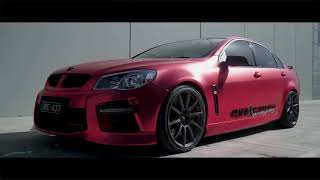 FUEL AUTOTEK Media: 'Man Enough' HSV VF GTS with MOMO Rush Alloy Wheels