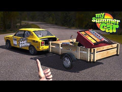 My Summer Car - NEW TRAILER