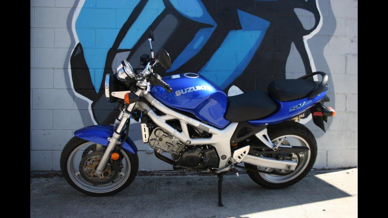 2001 suzuki sv650 motorcycle for sale youtube. Black Bedroom Furniture Sets. Home Design Ideas