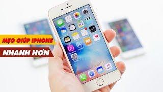 Mẹo Đơn Giản Giúp iPhone Mượt Mà Dùng Mãi Không Lag | Truesmart