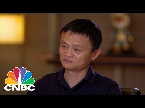 Alibaba's Jack Ma On Globalization, Anti-Trade Sentiment | CNBC