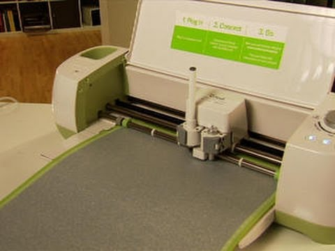 The Cricut Explore Is A Printer That Cuts Youtube