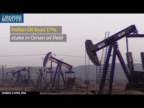 Indian Oil buys 17% stake in Oman oil field