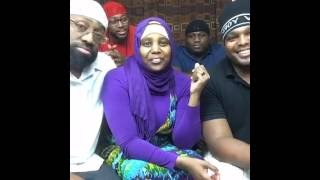 FB LIVE with the Family - Being Black in America