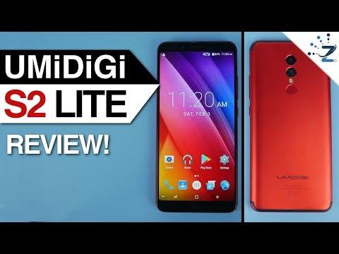 UMiDiGI S2 Lite Review - The Perfect Budget Phone. Except...