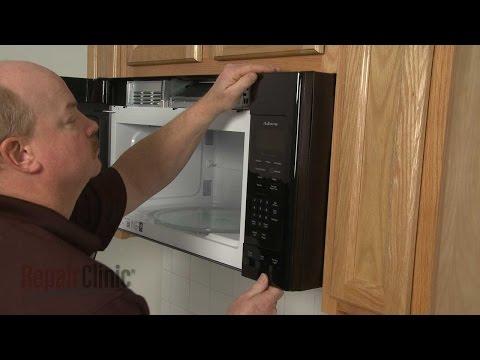 Control Panel - GE Microwave