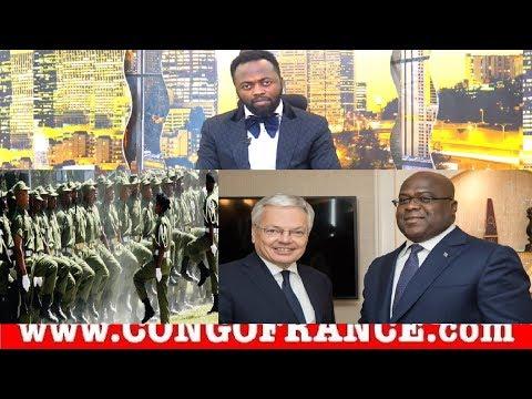ACTUALITÉ 04 04 2019 F.TSHISEKEDI OPÉRATION MILITAIRE LA BELGIQUE ET LES ETATS UNIS ACCEPTENT