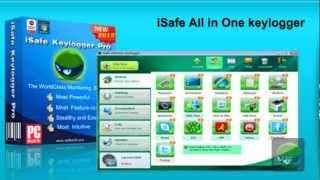 How to get help from isafe or how to quit isafe all in one keylogger