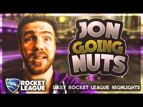 Daily Rocket League Moments: JON GOING NUTS thumbnail