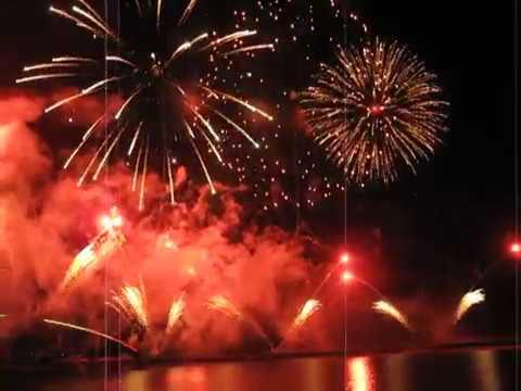 International Fireworks Festival Magong, Penghu, Taiwan 2017 Part I