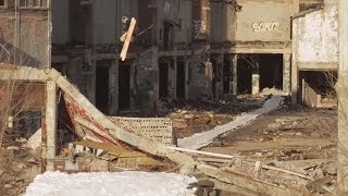 Skuff TV Snow | Dicing With Death In Downtown Detroit