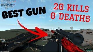 20 KILLSTREAK WITH THE *BEST* GUN IN PHANTOM FORCES (ROBLOX Phantom Forces)