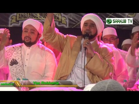 [HD FULL] Lakarsantri BerSholawat Bersama Habib Syech bin Abdul Qodir Assegaf, Surabaya 2015