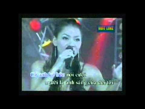 Ánh sáng đời tôi- Karaoke - Thu Minh