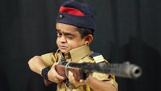 CHOTU KA CRIME PATROL | छोटू क्राइम ऑफिसर | Khandesh Hindi Comedy | Chotu Comedy Video