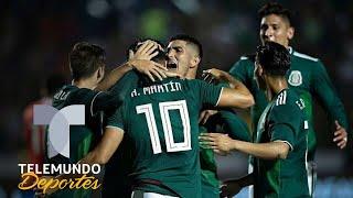 ¿México cometió un error en programar partidos ante Argentina? | Telemundo Deportes