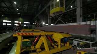 KUKA Robotics на заводе Силур
