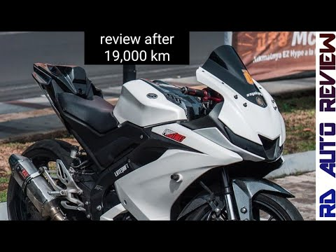 Yamaha R15 review after 19,000km | RD AUTO REVIEW.