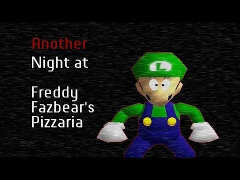 Thumbnail: SM64 Bloopers: Another Night at Freddy Fazbear's Pizzaria (Act II)