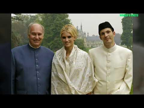 Lifestyle of His highness Prince Karim Agha khan