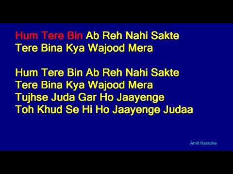 tum-hi-ho---arijit-singh-hindi-full-karaoke-with-lyrics
