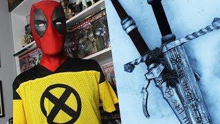Obecne projekty - Deadpool, Spider-Man, Wiedźmin
