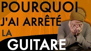 POURQUOI j'ai ARRÊTÉ la GUITARE !!! - Interview Karim Ukulélé Therapy