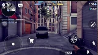 最公平的手机射击游戏C-ops