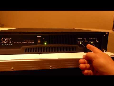 Vendo Amplificador Power QSC RMX 2450