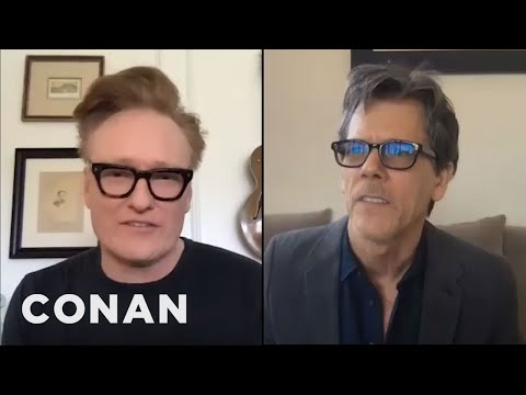 "How Kevin Bacon Dubbed Over A Filthy Line From ""JFK"" - CONAN on TBS"