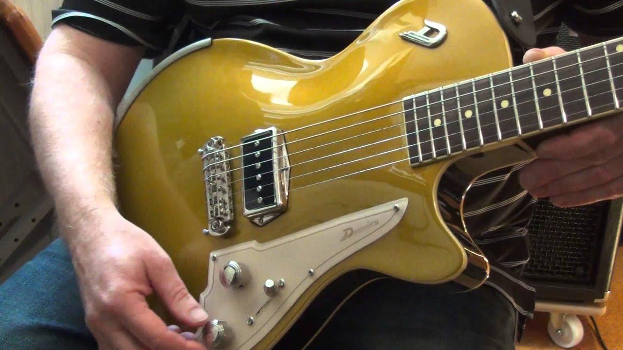 Wiring Diagram Tv Duesenberg Guitars P90 Humbucker 00007 52 Senior Gold Top Electrical Guitar Youtube Rh Com Diagrams 2 Pickups Strat
