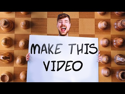 MrBeast Told Me To Make This Video (Baka Mitai)