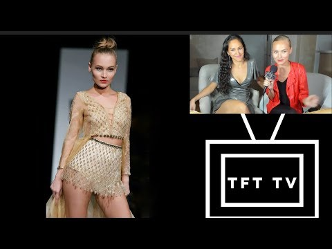 TFT TV (LIVE) - How to Become a Short Runway Model ft. Stefaniya - Hosted by Cheryl Martinez