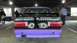 BMW Art Car Collection 2011 Videos