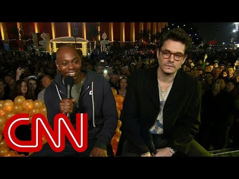 Dave Chappelle and John Mayer talk to CNN (full)