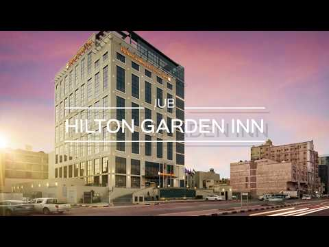 Hilton Garden Inn Al Jubail, Designed by Dewan + Architects