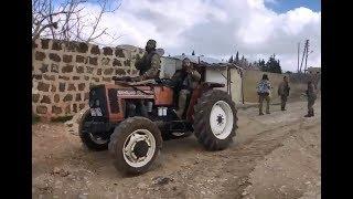 Battles for Syria | March 4th 2018 | Afrin region