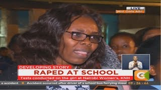 Parents demand to take girls home from Moi Girls Nairobi