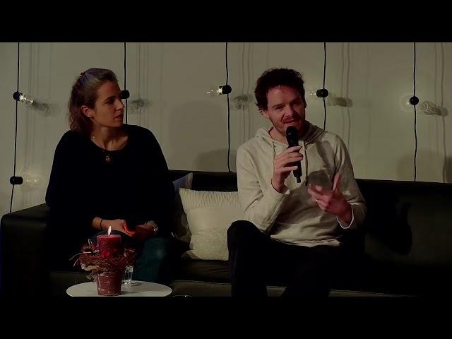 Talk mit Barbara & Markus Hänni