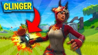 NEW CLINGER ITEM UPDATE! DUO'S W/ SSUNDEE! (Fortnite: Battle Royale)