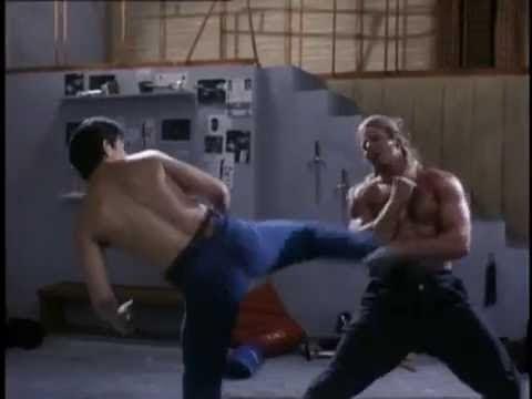 Fúria Sangrenta/Blackbelt (1992)- legendado br- Filme Completo