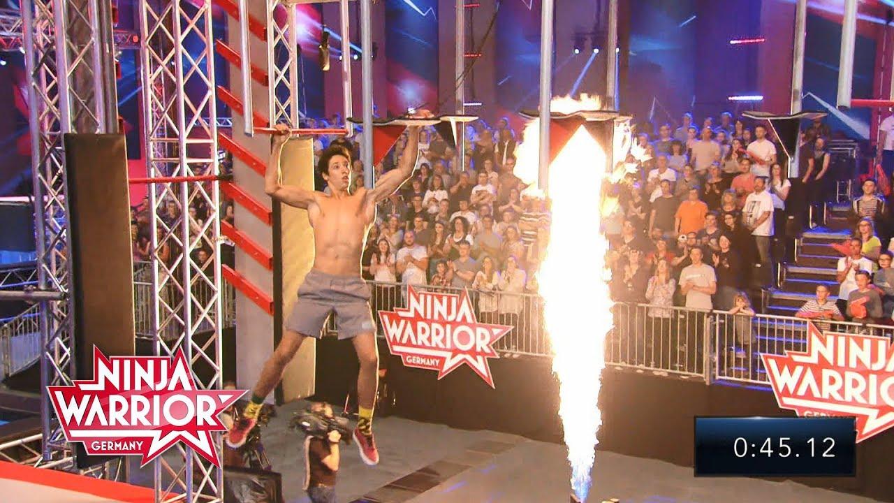Ninja Warrior Halbfinale