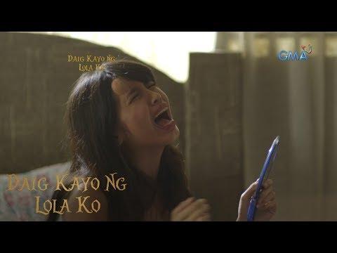 Daig Kayo Ng Lola Ko: Maine Mendoza as Laura Patola | Teaser Ep. 56
