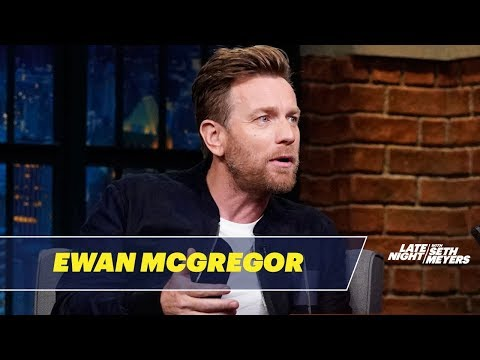 Ewan McGregor Reveals Christopher Robin's Movie Magic