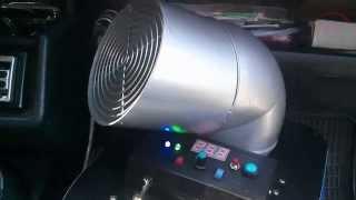 Переносной автомобильный кондиционер(Кондиционер работает на испарительном принципе охлаждения воздуха и предназначен для локального кондицио..., 2015-08-16T15:39:28.000Z)