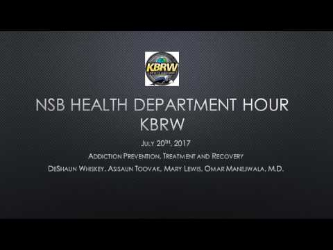kbrw  North Slope Borough Prevention Hour